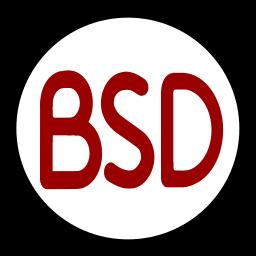 bsd license